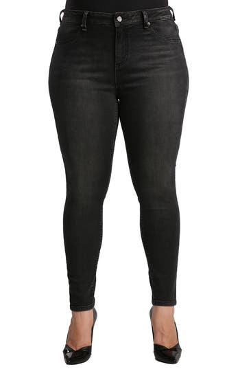 Parker Mid Rise Skinny Jeans