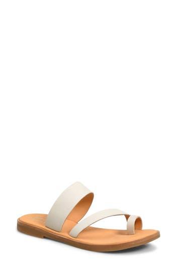 Kork-Ease Pine Sandal, White