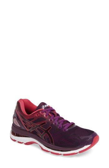 Asics Gel-Nimbus 19 Running Shoe, Purple