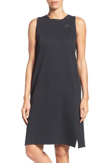 Nike Sportswear Tech Fleece Dress, Black