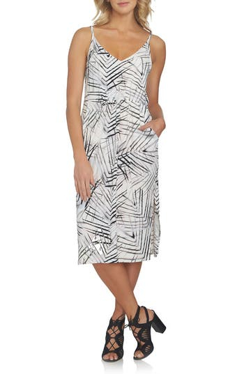 1.state Midi Dress, White