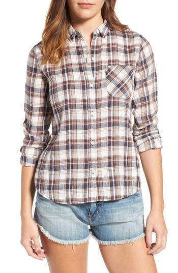 Women's Current/elliott The Slim Boy Shirt