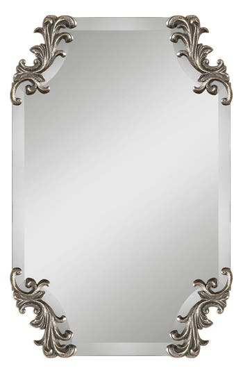 Uttermost Andretta Baroque Wall Mirror, Size One Size - Metallic