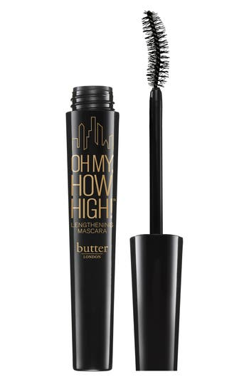 Butter London Oh My, How High! Lengthening Mascara - Monumental Black