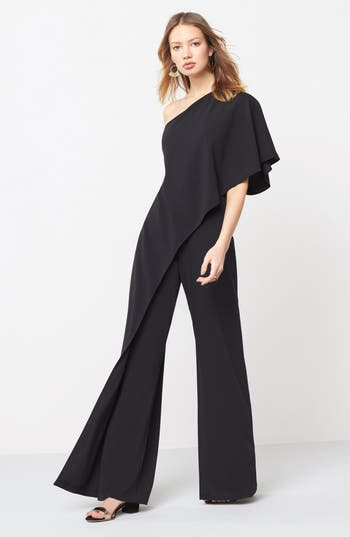 3a6f5ce91eb UPC 797532574191 product image for Women s Adrianna Papell One-Shoulder  Jumpsuit