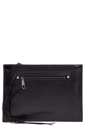 Rebecca Minkoff Regan Leather Clutch -