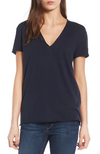 Women's Zadig & Voltaire Story Fishnet Back Cotton Tee