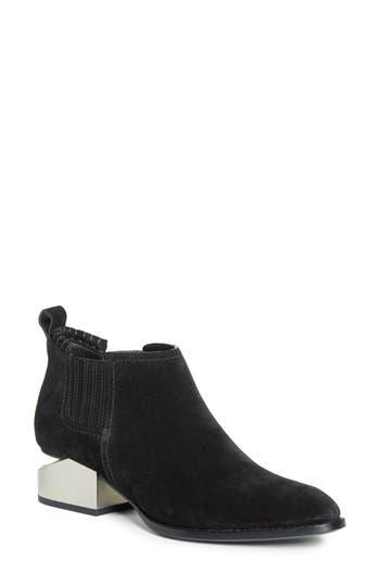 Alexander Wang Kori Chelsea Boot, Black