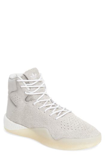 Adidas Tubular Instinct Boost Sneaker, White