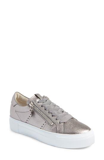 Kennel & Schmenger Big Low Top Platform Sneaker, Grey