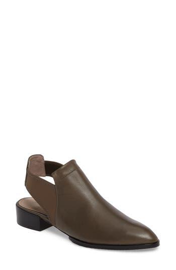 Donald J Pliner Geenie Slingback Short Bootie- Grey