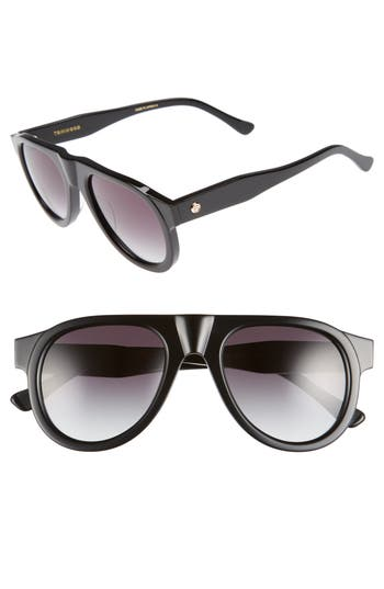 Women's Tom Wood Duke Aviator Sunglasses -