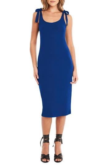Michael Stars Midi Tank Dress, Blue