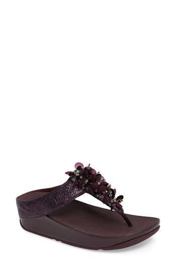 Fitflop Boogaloo Sandal, Purple