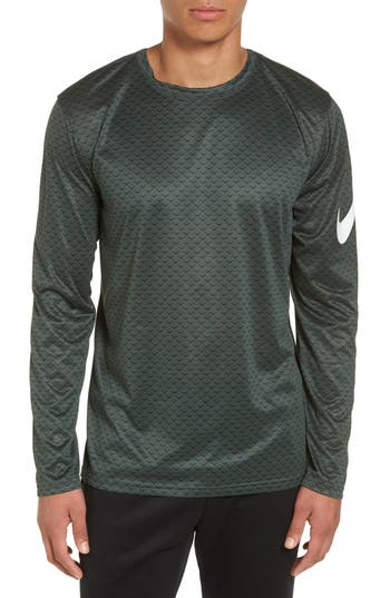 Nike Dry Legend Training T-Shirt, Green