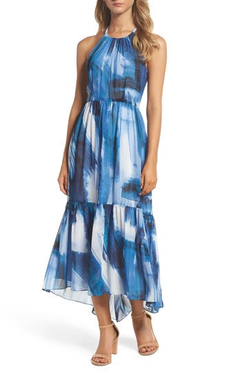 Women's Vince Camuto Chiffon Maxi Dress
