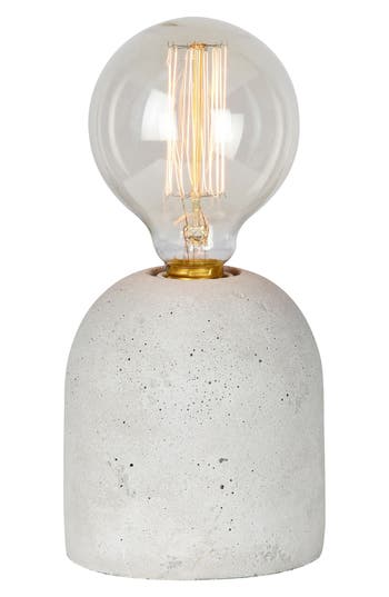 Renwil Light Grey Cement Table Lamp