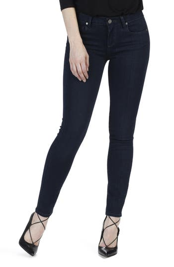 Paige Transcend - Verdugo Ankle Ultra Skinny Jeans, 3 - Blue