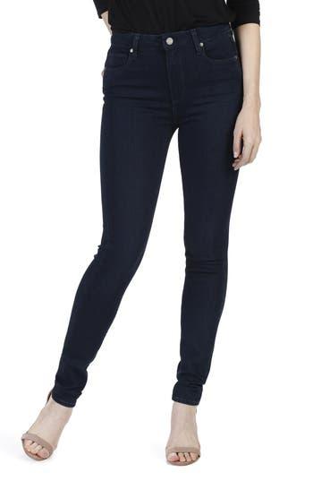 Paige Transcend - Hoxton High Waist Ultra Skinny Jeans, 3 - Blue