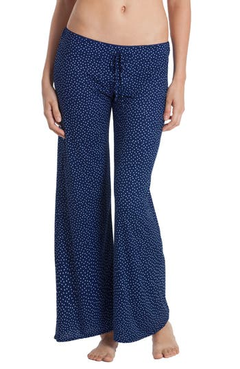 In Bloom By Jonquil Flare Pants, Blue
