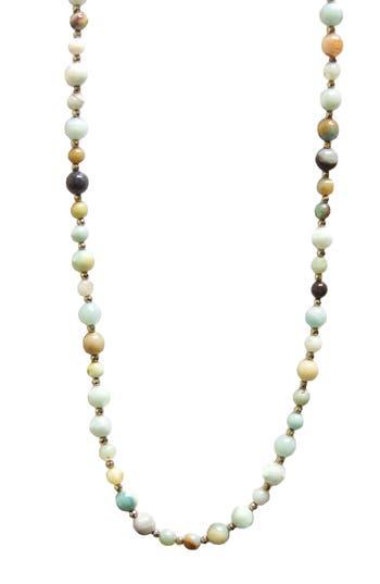 Women's Jane Basch Long Beaded Necklace