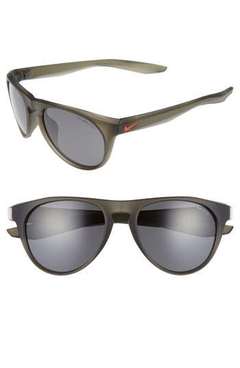 Nike Essential Jaunt 5m Sunglasses - Matte Cargo Khaki
