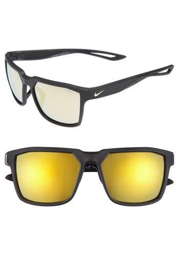 Nike Bandit R 5m Sunglasses - Matte Black/ Gold