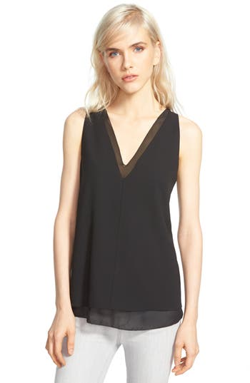 Women's Cooper And Ella Harper Double-V Tank