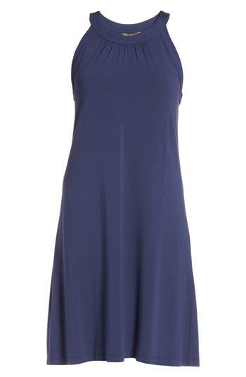 Tommy Bahama Tambour Tank Dress, Blue