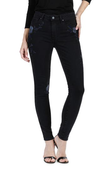 Women's Paige Hoxton High Waist Ultra Skinny Jeans