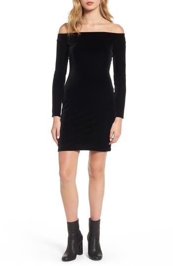 Bailey 44 Stroke Of Midnight Body-Con Dress, Black