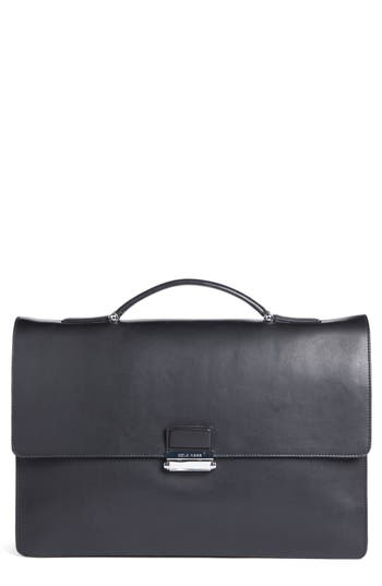 Men's Cole Haan Leather Briefcase -