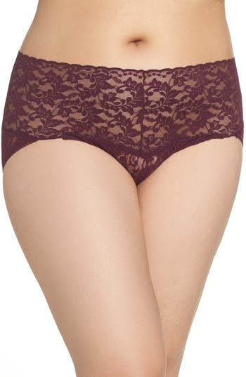 Plus Size Women's Hanky Panky 'Retro Vikini' Briefs