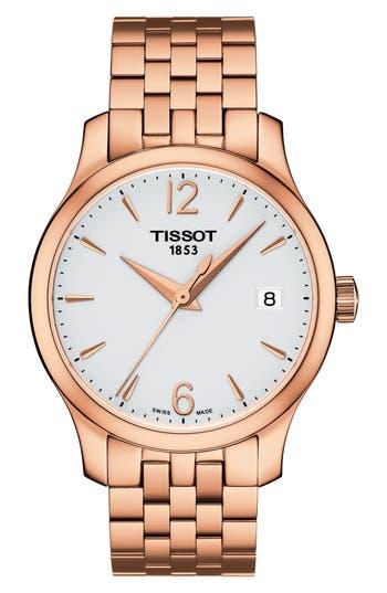 Women's Tissot Tradition Bracelet Watch, 33Mm