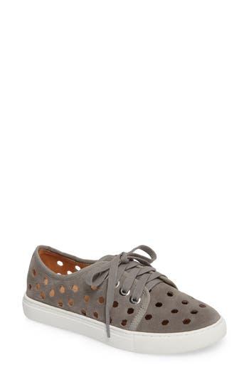 Corso Como Rasta Perforated Sneaker, Grey