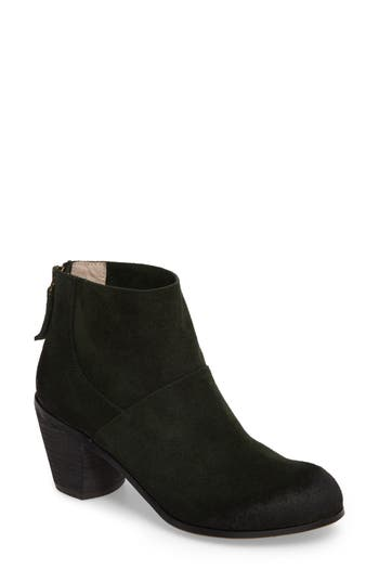 Kelsi Dagger Brooklyn Height Block Heel Bootie, Green