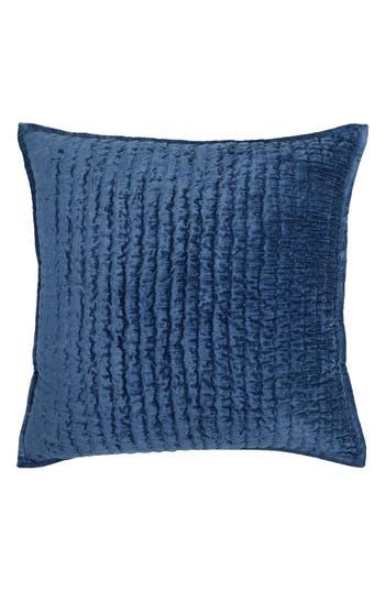 Villa Home Collection Maison Accent Pillow, Size One Size - Blue