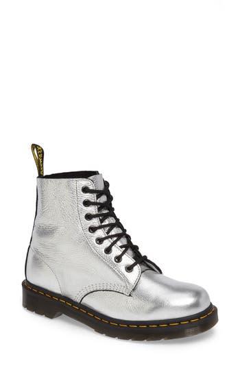Dr. Martens Pascal Boot, Metallic
