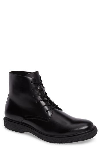 Kenneth Cole New York Plain Toe Boot, Black