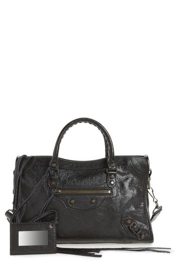 Balenciaga Small Classic City Leather Tote - at NORDSTROM.com