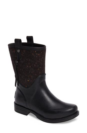 Ugg Stephanson Rain Boot, Black