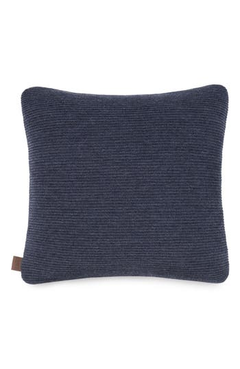 Ugg Horizontal Rib Pillow, Size One Size - Blue