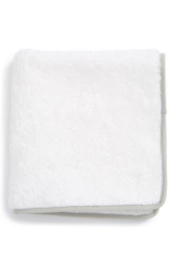 Matouk Cairo Washcloth, Size One Size - Metallic