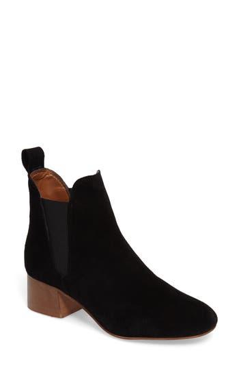 Topshop Barley Chelsea Boot - Black