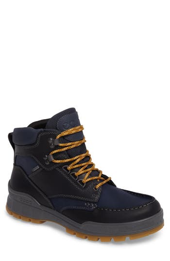 Ecco Track 25 Boot,9.5 - Blue