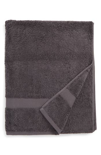 Matouk Lotus Bath Towel, Size One Size - Grey