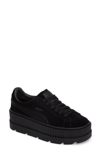 Fenty Puma By Rihanna Creeper Sneaker, Black