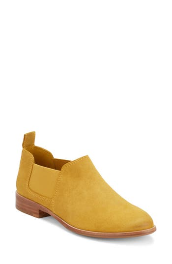 G.h. Bass & Co. Brooke Chelsea Bootie, Yellow