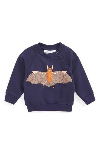 Infant Boy's Mini Rodini Flying Bad Graphic Sweatshirt