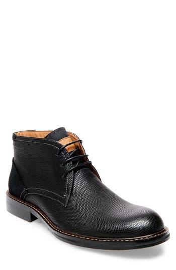 Steve Madden Fresco Chukka Boot- Black